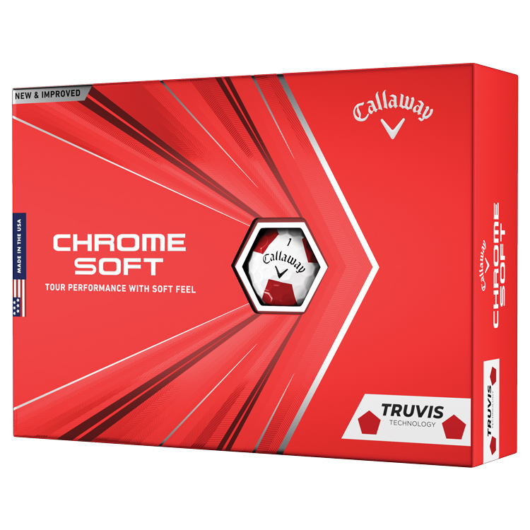 Callaway Chrome Soft (Triple Track)