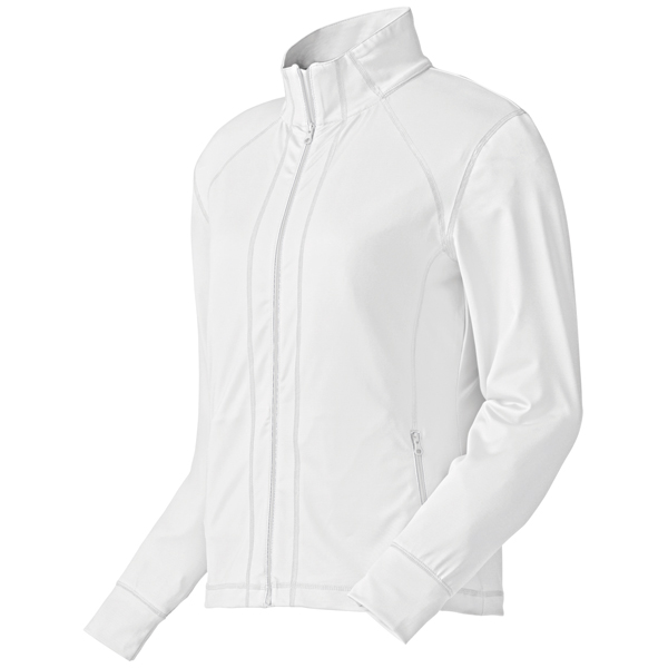 Womens FootJoy Performance Full-Zip Mid Layer