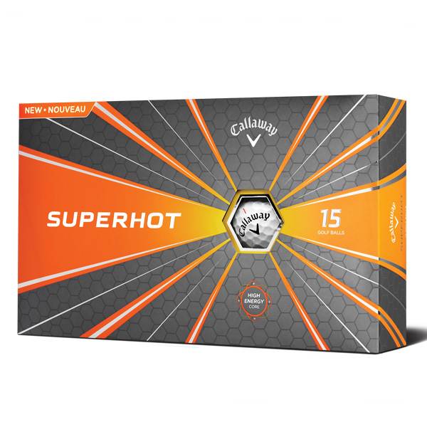 Callaway Superhot (15 Ball Box)