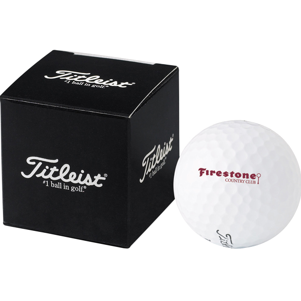 Titleist-Pinnacle Standard 1-Ball Box
