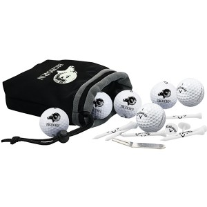 Callaway 6-Ball Pouch with Tee Pack