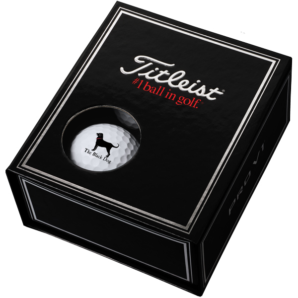 Titleist Pro V1 Pro V1x 3 Ball Appreciation Box
