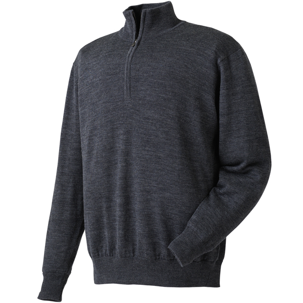FootJoy Performance Lined Merino Half-Zip Sweater
