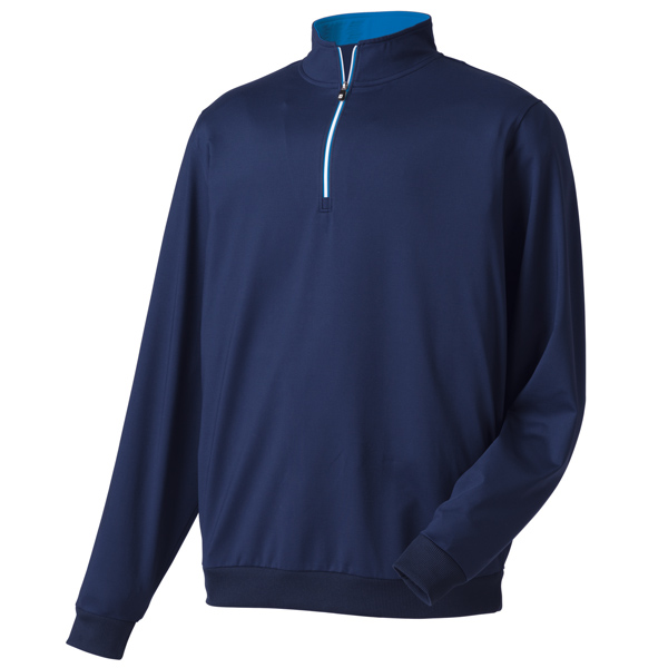 FootJoy Performance Half-Zip Pullover with Gathered Waist
